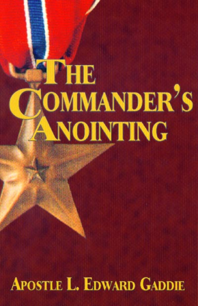 The Commander's Anointing